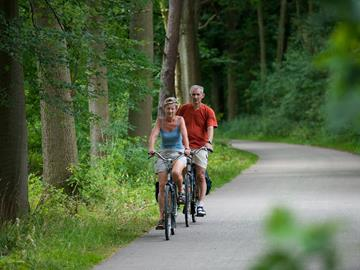 Fahrradschleife Touristeninformationsdienst - Zoo Olmen